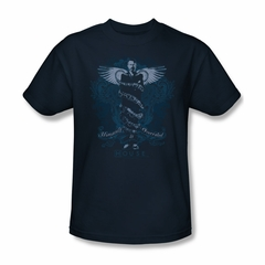House Shirt Humanity Is Overated Navy T-Shirt