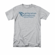 House T-shirt TV Show Princeton Plainsboro Adult Heather Gray Tee