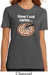 How I Cut Carbs Ladies Organic Shirt