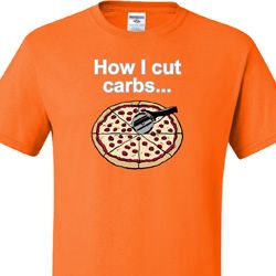 How I Cut Carbs Mens Tall Shirt