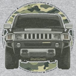 Hummer Lead Or Follow Shirts
