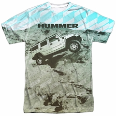 Hummer Shirt Trek Sublimation Shirt
