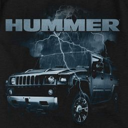 Hummer Stormy Ride Shirts