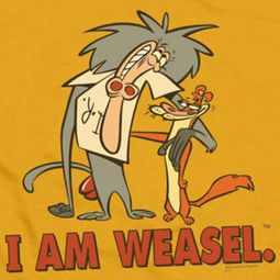 I Am Weasel Shirts