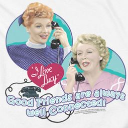 I Love Lucy Always Connected Shirts