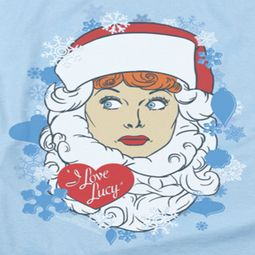 I Love Lucy Beard Flakes Shirts