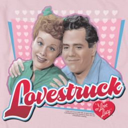I Love Lucy Lovestruck Shirts