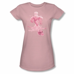 I Love Lucy Shirt Nobody Else Merchandise Juniors Pink Tee T-Shirt