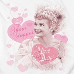 I Love Lucy Show Stopper Shirts