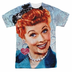 I Love Lucy Smile Sublimation Shirt