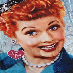 I Love Lucy Smile Sublimation Shirts