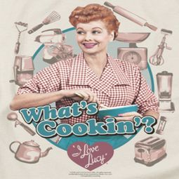 I Love Lucy What's Cookin' Shirts