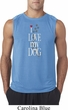 I Love My Dog Mens Sleeveless Shirt