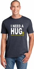 I Need A Huge Amount Of Social Distancing Soft Style Unisex T-Shirt