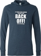 If You're Close Enough To Read This Social Distancing Lightweight Hoodie T-Shirt