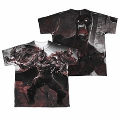 Infinite Crisis Shirt Batman Sublimation Youth Shirt
