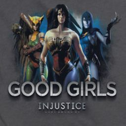 Injustice Gods Among Us Good Girls Shirts