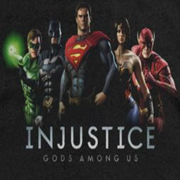 Injustice Gods Among Us League Shirts