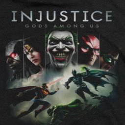 Injustice Gods Among Us Superman VS Batman Shirts