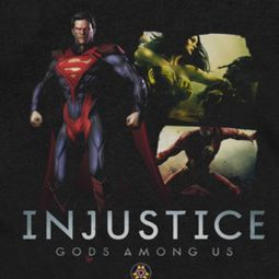 Injustice Gods Among Us Supermans Revenge Shirts