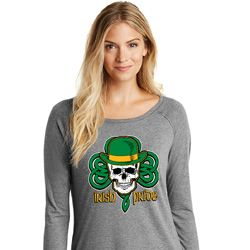 Irish Pride Ladies Shirts
