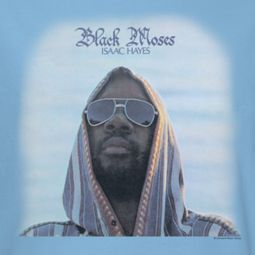 Issac Hayes Concord Music Black Moses Shirts
