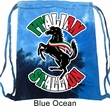 Italian Stallion Tie Dye Bag