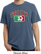 Italy Pigment Dyed Shirt