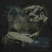 James Dean Bongo Words Shirts