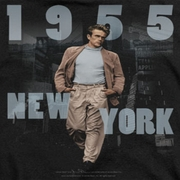 James Dean New York 1955 Shirts