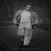 James Dean Out For A Walk Shirts