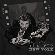 James Dean Picture New York Shirts