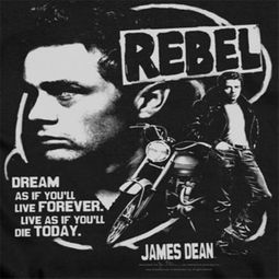 James Dean Rebel Cover Shirts