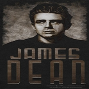 James Dean Sepia Dean Shirts