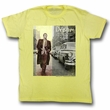 James Dean Shirt Dream Adult Yellow Tee T-Shirt