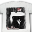 James Dean Shirt Exit Adult White Tee T-Shirt