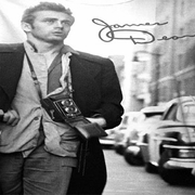 James Dean Street Walk Sublimation Shirts