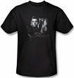 James Dean T-shirt Mementos Adult Black Tee Shirt