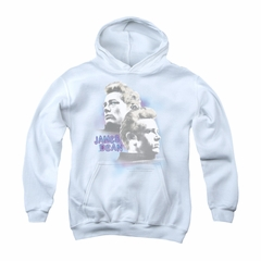 James Dean Youth Hoodie Pastel Charmer Silver Kids Hoody