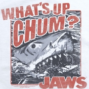Jaws Block Chum Shirts