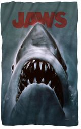 Jaws Movie Blankets
