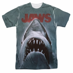 Jaws Shirt Poster Sublimation Shirt