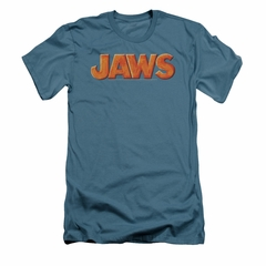 Jaws Shirt Slim Fit Name Slate T-Shirt