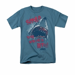 Jaws Shirt Smile You Slate T-Shirt