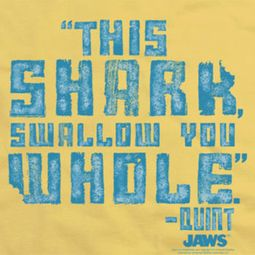 Jaws Swallow You Whole Shirts