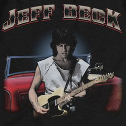 Jeff Beck Hotrod Shirts