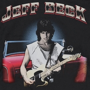 Jeff Beck Shirts