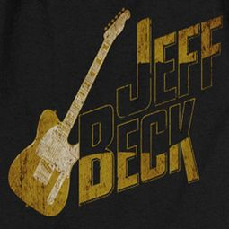 Jeff Beck That Yellow Guitar Shirts