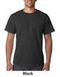 Jerzees Pocket T-shirt Heavyweight 50 50 Tee Shirt with Pocket