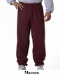 Jerzees Sweatpants Sweat Pants Cotton Poly No Pockets